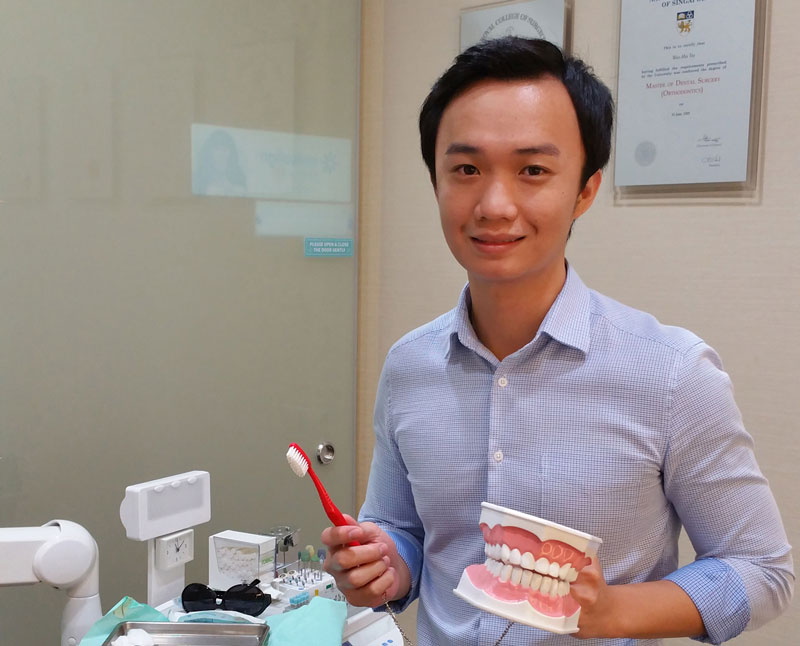 Joel Huang - Dental Hygienist