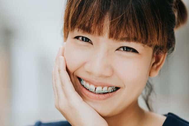 braces singapore metal dentist