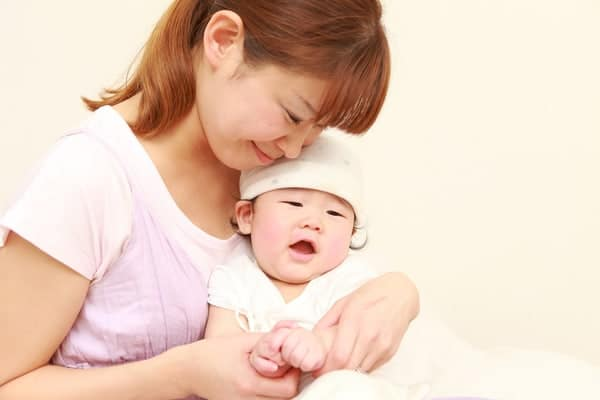 infant Paediatric Dental Check