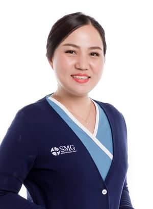 Grace Bulatao - Dental Nurse