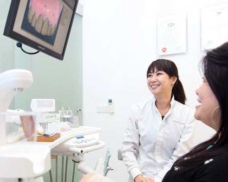 The Dental Studio dental specialist