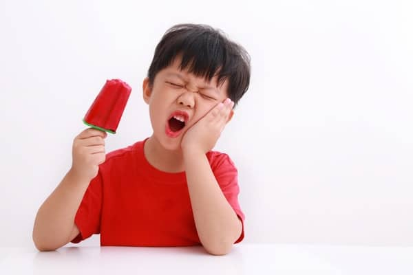 what to do when your child has a toothache