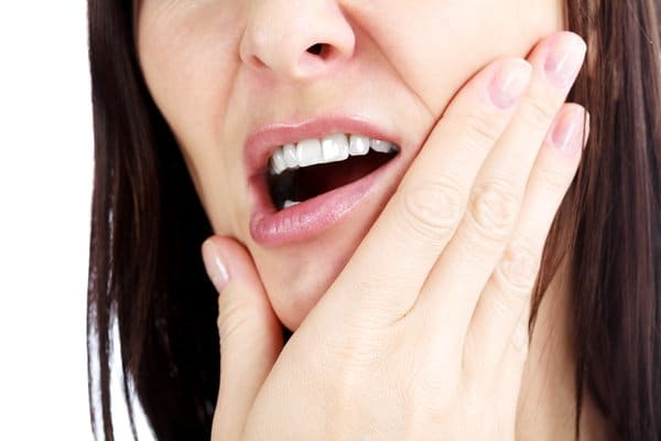 Jaw Pain due to bruxism