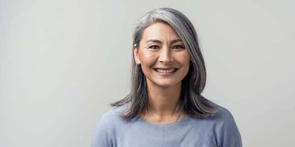 Confident Smile with Dental Implants