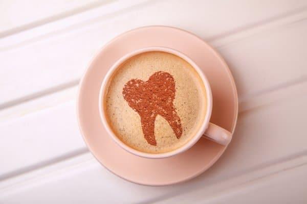 Sensitive Teeth Due to Coffee