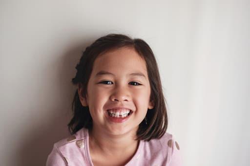 Happy Child Smiling